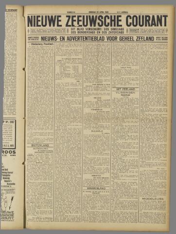 Nieuwe Zeeuwsche Courant 1925-04-28