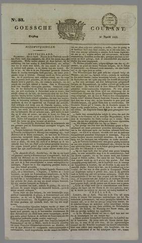 Goessche Courant 1833-04-26