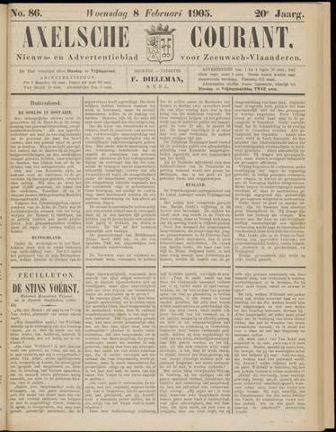 Axelsche Courant 1905-02-08
