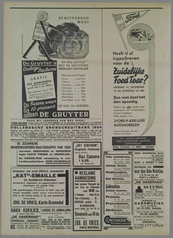 Zierikzeesche Nieuwsbode 1934-05-11