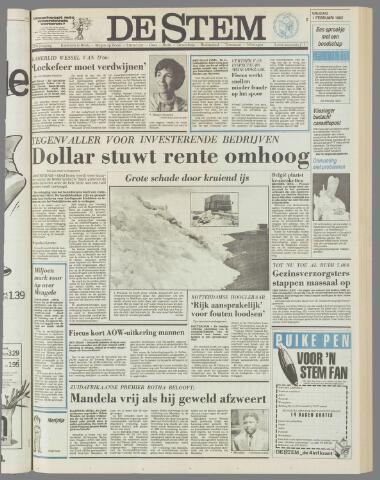 de Stem 1985-02-01