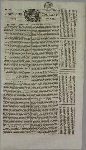 Goessche Courant 1824-05-07