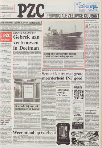 Provinciale Zeeuwse Courant 1988-05-28