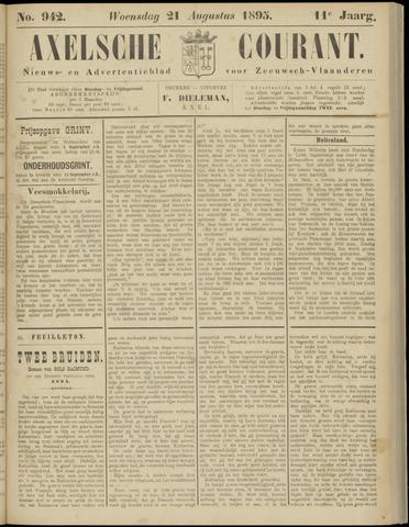 Axelsche Courant 1895-08-21