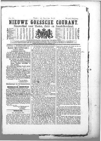Nieuwe Goessche Courant 1872-08-23