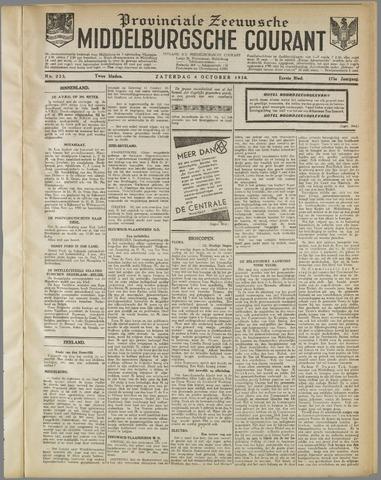 Middelburgsche Courant 1930-10-04