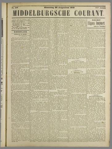 Middelburgsche Courant 1919-08-25