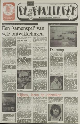 Provinciale Zeeuwse Courant katern Krullenbak (1981-1999) 1983-03-26