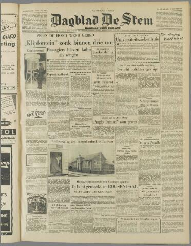 de Stem 1953-01-10