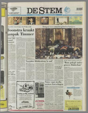 de Stem 1997-01-11