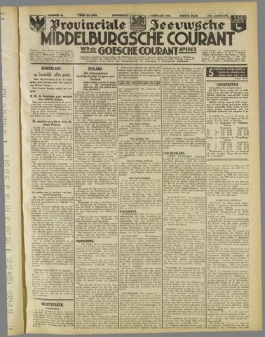 Middelburgsche Courant 1938-02-03