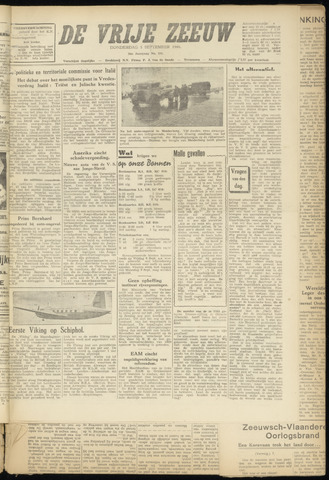 de Vrije Zeeuw 1946-09-05