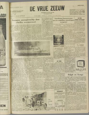 de Vrije Zeeuw 1961-01-25