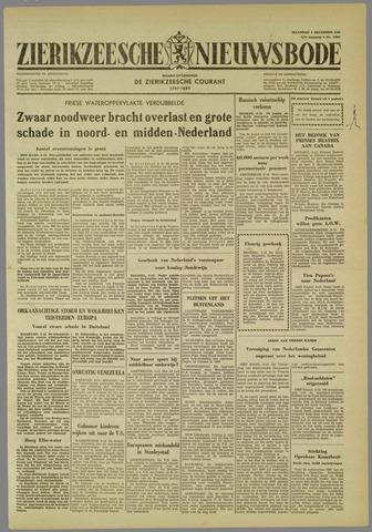 Zierikzeesche Nieuwsbode 1960-12-05