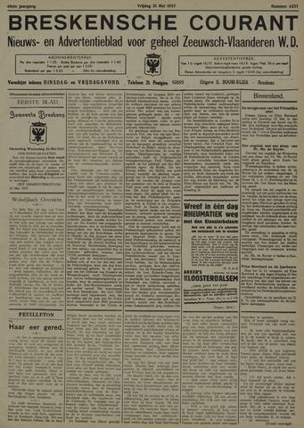 Breskensche Courant 1937-05-21