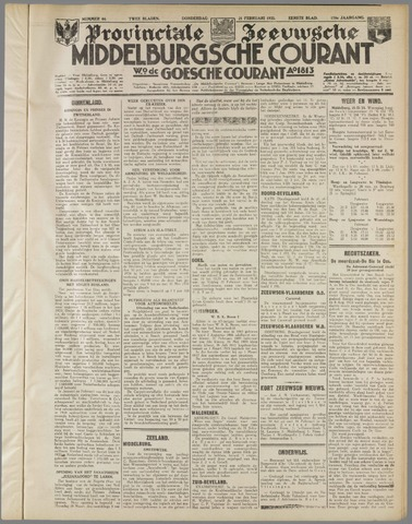 Middelburgsche Courant 1935-02-21