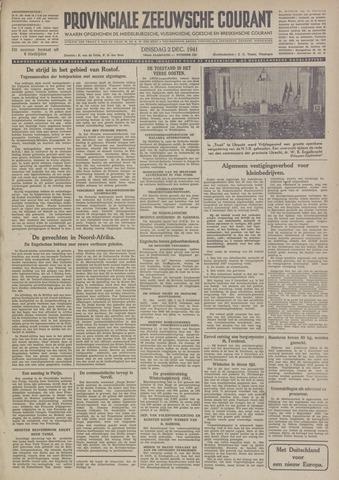 Provinciale Zeeuwse Courant 1941-12-02