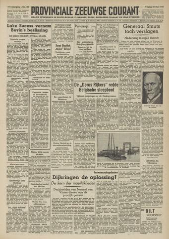 Provinciale Zeeuwse Courant 1948-05-28