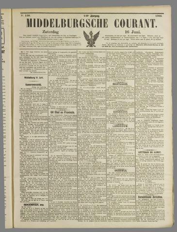 Middelburgsche Courant 1906-06-16