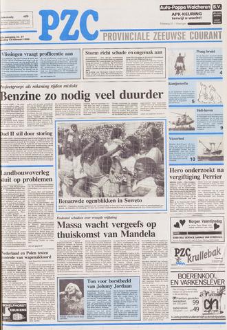 Provinciale Zeeuwse Courant 1990-02-13