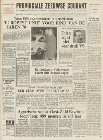 Provinciale Zeeuwse Courant 1972-10-21