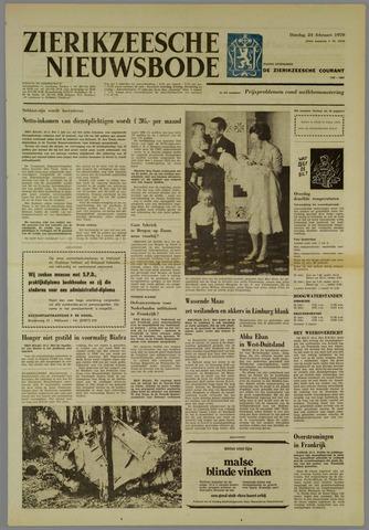 Zierikzeesche Nieuwsbode 1970-02-24
