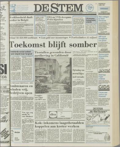 de Stem 1983-05-04