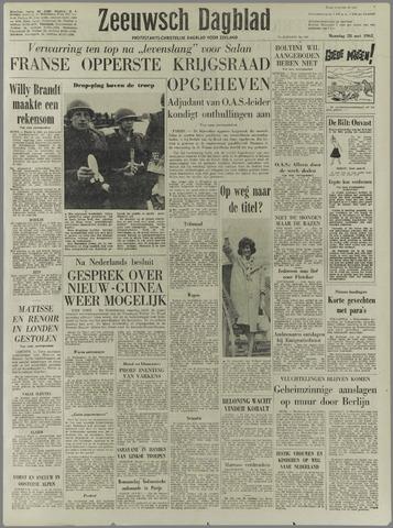 Zeeuwsch Dagblad 1962-05-28
