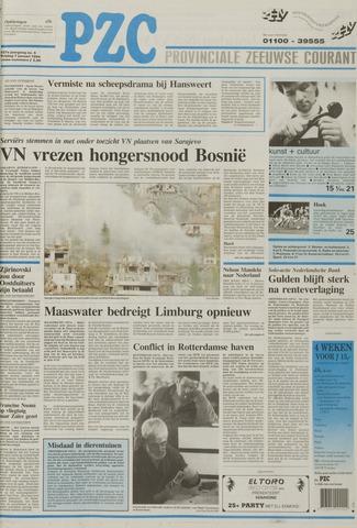 Provinciale Zeeuwse Courant 1994-01-07