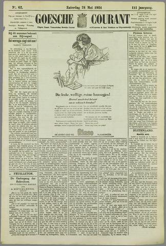 Goessche Courant 1924-05-24