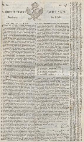 Middelburgsche Courant 1762-07-08