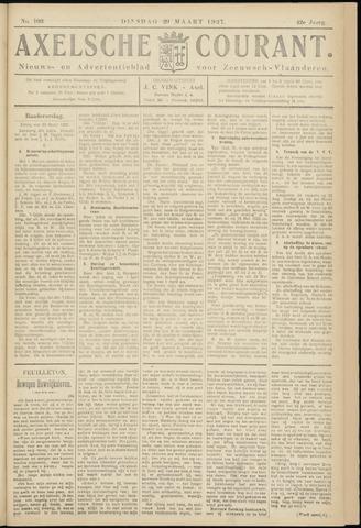 Axelsche Courant 1927-03-29