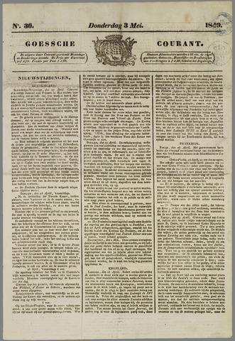 Goessche Courant 1849-05-03