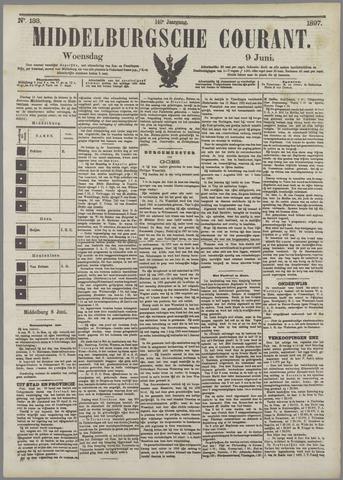 Middelburgsche Courant 1897-06-09