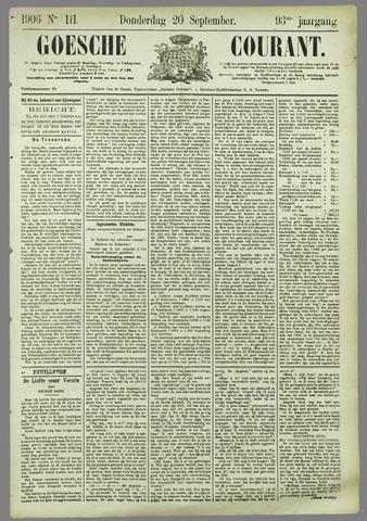 Goessche Courant 1906-09-20