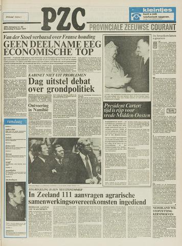 Provinciale Zeeuwse Courant 1977-03-09