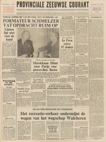 Provinciale Zeeuwse Courant 1966-10-19