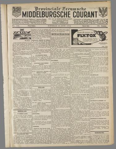 Middelburgsche Courant 1930-06-24