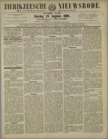 Zierikzeesche Nieuwsbode 1901-08-24