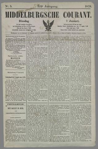 Middelburgsche Courant 1879-01-07