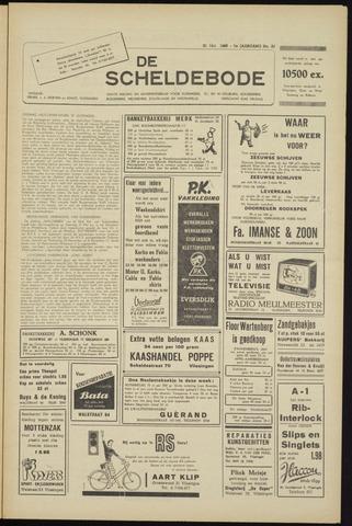 Scheldebode 1955-05-20