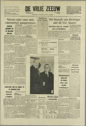 de Vrije Zeeuw 1969-08-08