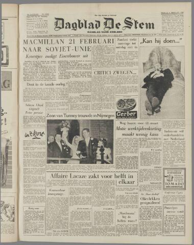 de Stem 1959-02-06