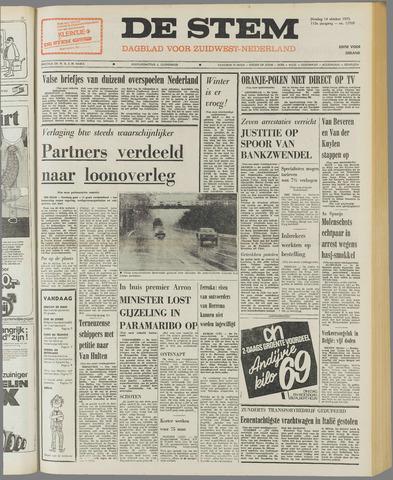 de Stem 1975-10-14
