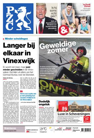 Provinciale Zeeuwse Courant 2016-08-05
