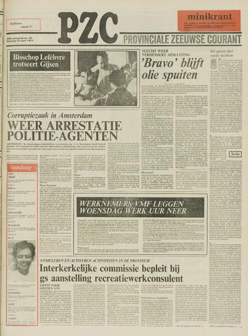 Provinciale Zeeuwse Courant 1977-04-26