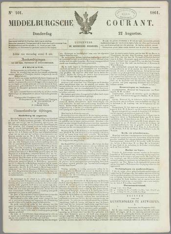 Middelburgsche Courant 1861-08-22
