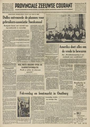 Provinciale Zeeuwse Courant 1956-09-20
