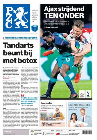 Provinciale Zeeuwse Courant 2019-05-09
