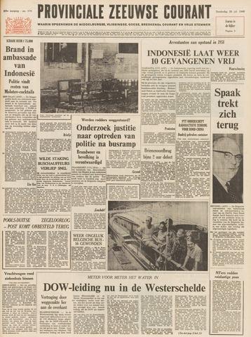 Provinciale Zeeuwse Courant 1966-07-28